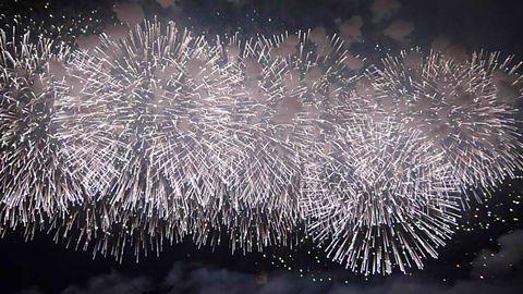 鴻巣の花火