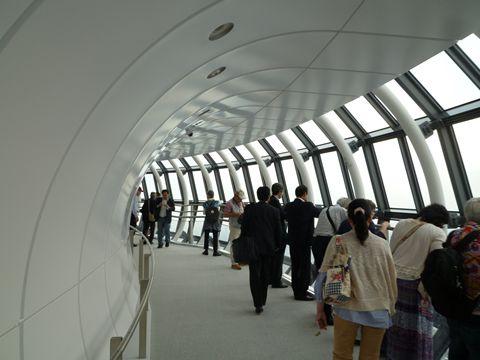 スカイツリー 展望回廊